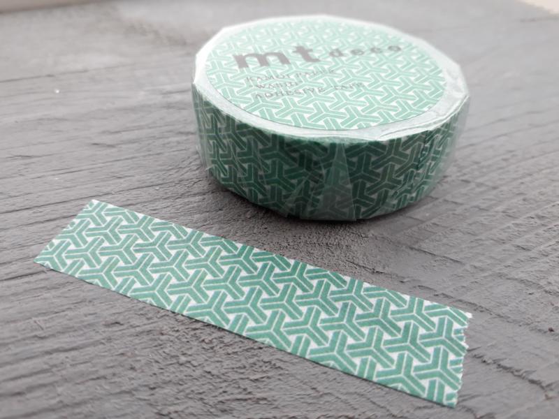 MT masking tape   kumikikkou rokushou