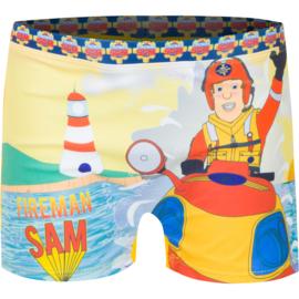 Brandweerman Sam zwembroek (geel)
