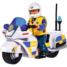 Politie motor