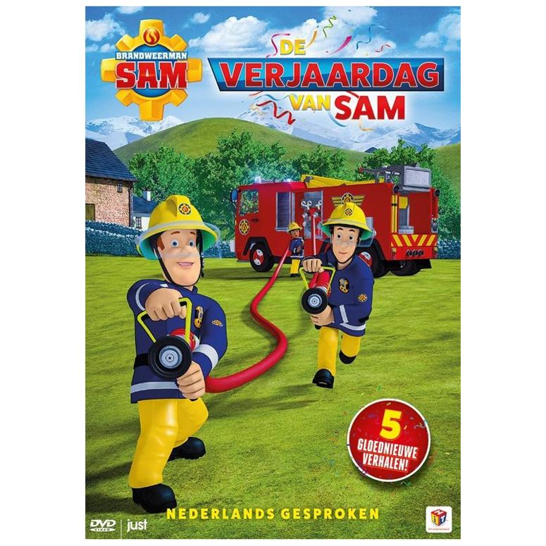 Verjaardag van Sam