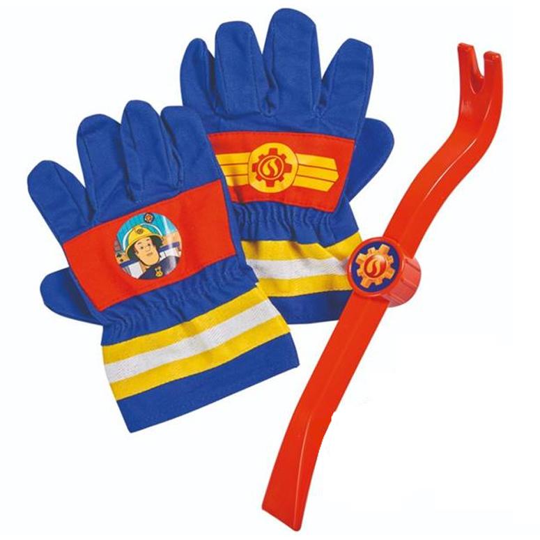 Handschoenen en koevoet