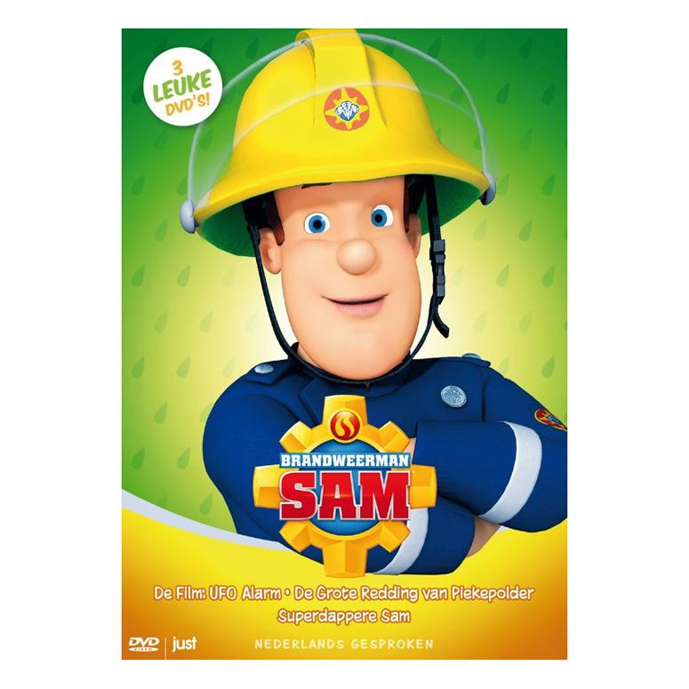 DVD 3 Box: Sam