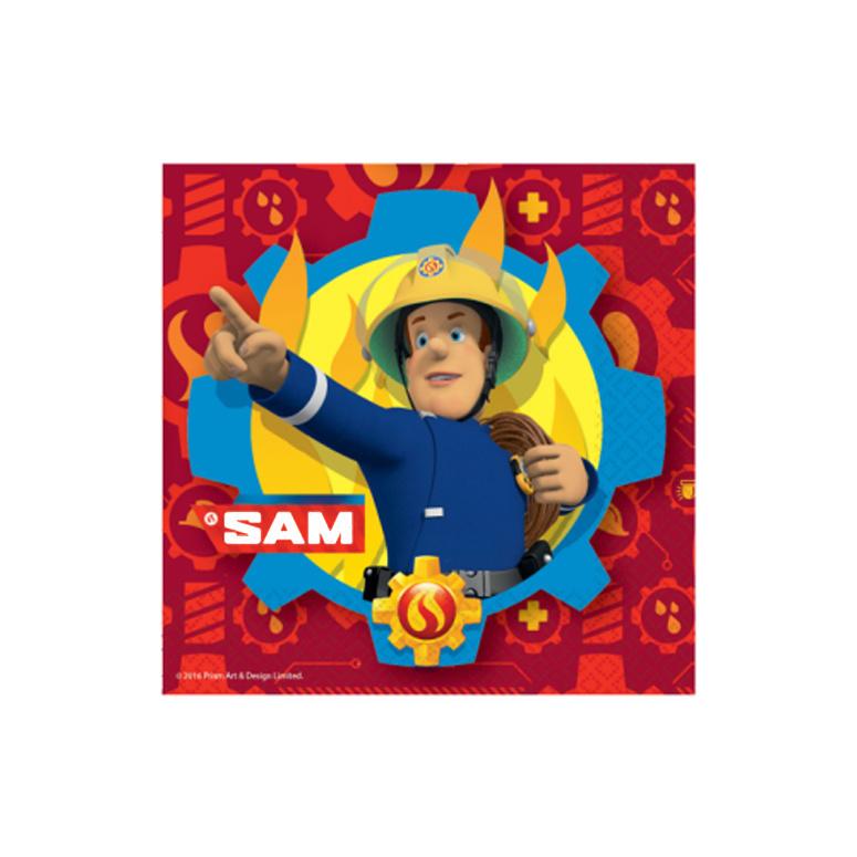 Servetten (Sam)