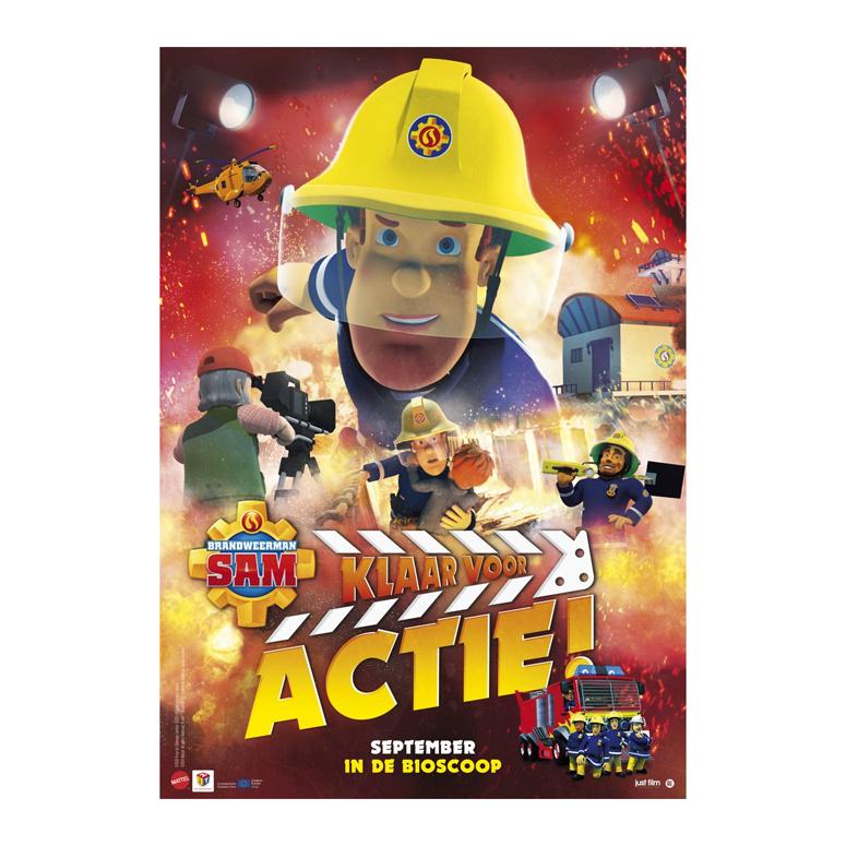 Klaar voor actie! (dvd)
