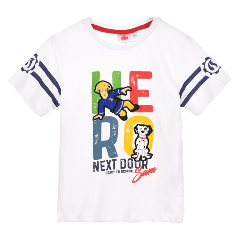 T-shirt Hero wit