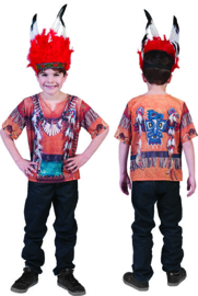 3D T-shirt boy 3/4 jr