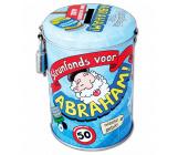 Spaarpot 50 jaar Abraham 161x140