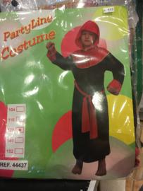 Boy Kostuum  maat 128