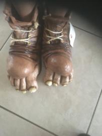 Halloween rare voeten