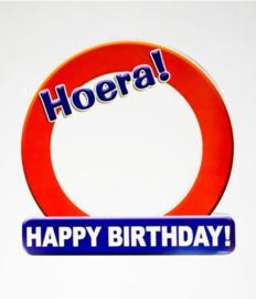 hoera happy birthday