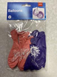 Ballonnen 8 stuks 30 cm