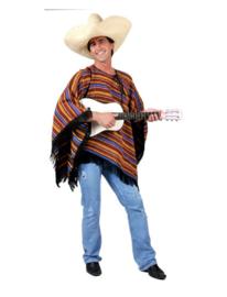 Diego poncho one size