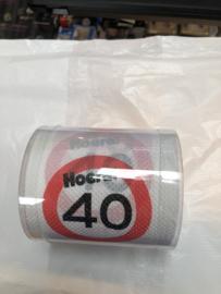 WC papier 40 jaar