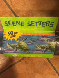 Scene setter 50 feet long