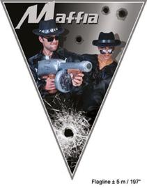 Mafia Slingers 10 Flags 5 meter ongeveer