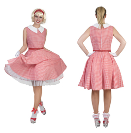 Barbie bopper dress with belt maat 36/38