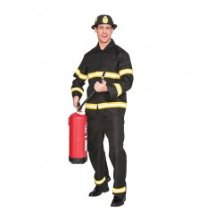 Fireman Jacket, pants, hat