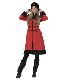 Cossack Tisha Coat, hat maat 36/38