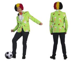 Belgian Pride Jacket Maat 48/50