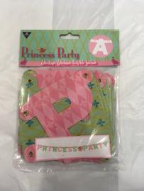 Prinsses  Letterslinger