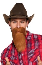 Beard Cowboy
