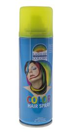 Yellow Hair spray