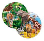 Safari Bordjes 8 stuks