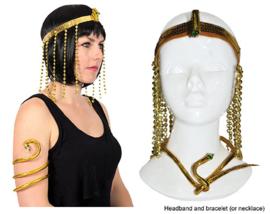 headdress & Barcelet