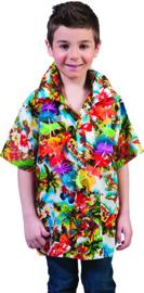Hawaai blouse maat 116