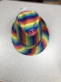 rainbow hoed