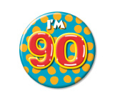 Button 90 jaar