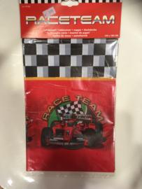 Race team tafelkleed 120x180 cm