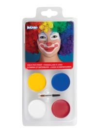 aqau face paint