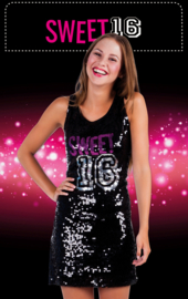 Sweet 16 Dress maat M