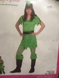 Dames Peter Pan maat 32/34