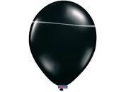5 inch ballonnen Zwart 20 stuks