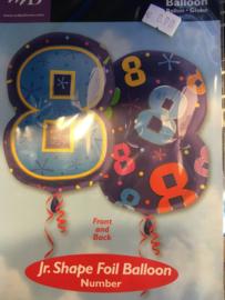 8 jaar wordt geleverd zonder helium