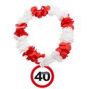 Haiwai krans 40 jaar
