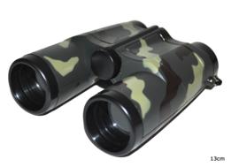 Binoculars plus minus 13 cm