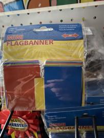 Flagbanner  gekleurd stoelslinger
