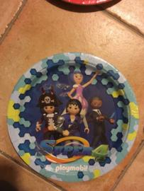 Playmobil bordjes 8 stuks
