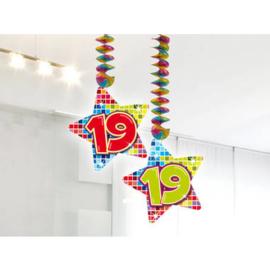 19 jaar 3 hanger