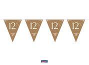 vlaggenlijn 12.5 jaar getrouwd