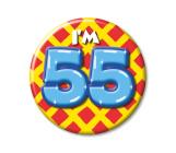 Button 55 jaar