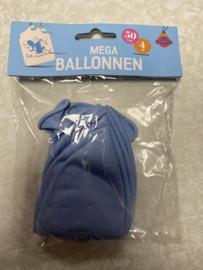 Ballonnen mega ballonnen 4 stuks