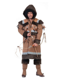 Eskimo Nalu Man maat 48/50  Coat with hoofd, boot covers