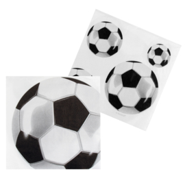 Napkins Football 12 pcs set