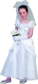 Bride maat 140 dress and Headpiece