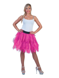 Fancy Petticoat Pink  One Size