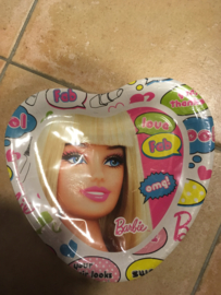 Barbie Bordjes 8 stuks